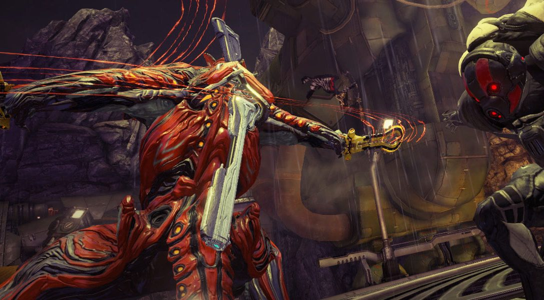 F2P-Sci-Fi-Action Adventure Warframe öffnet heute auf der PS4 die Pforten zu den Ebenen von Eidolon