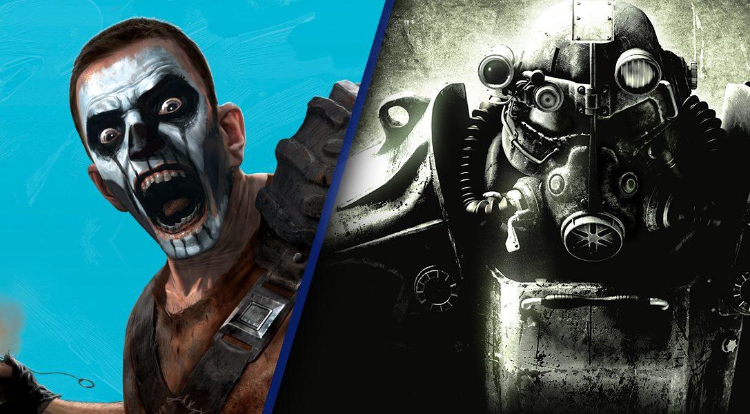Mit PlayStation Now in die Postapokalypse: Fallout 3 und mehr neu dabei