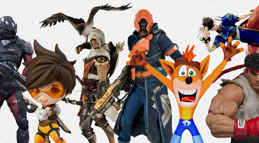 Neue Sammlerfiguren und exklusive Drucke von Horizon Zero Dawn bei PlayStation Gear