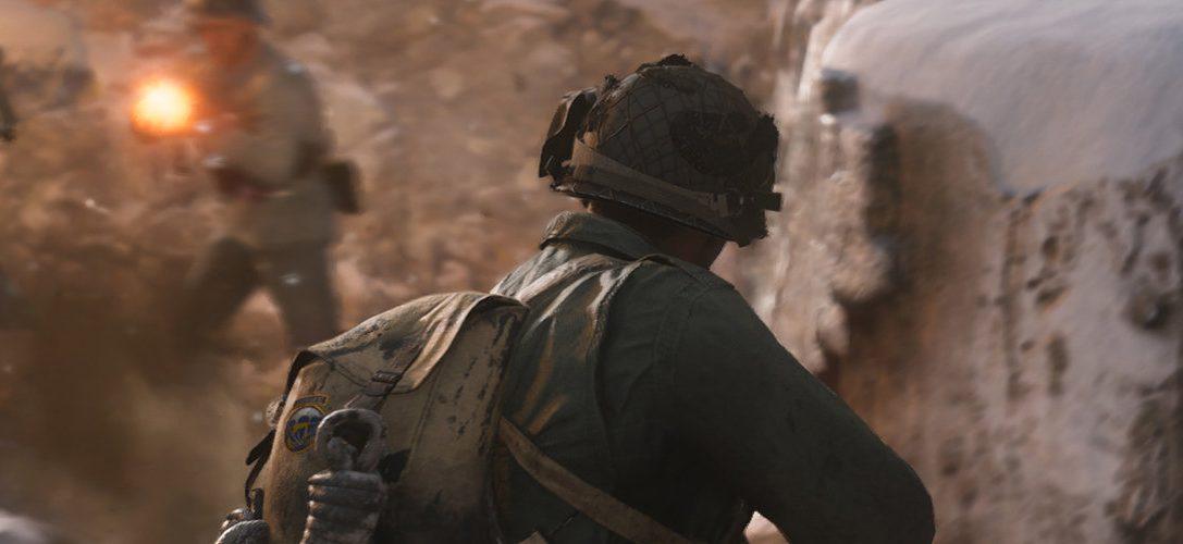 Zurück zu den Wurzeln mit Call of Duty: WWII