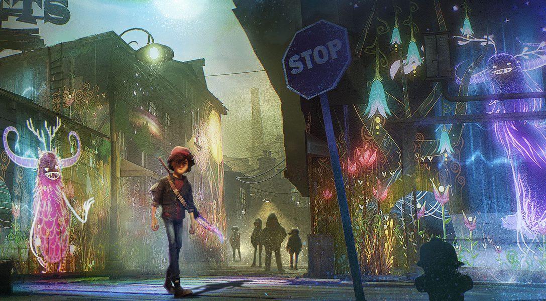 7 Gründe, warum der farbenfrohe, PS4-exklusive Titel Concrete Genie euch ein Lächeln aufs Gesicht zaubern wird