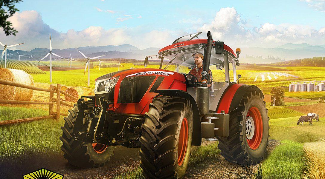 Der Schöpfer von Dying Light will mit Pure Farming 2018 für PS4 ein globales Farmimperium errichten