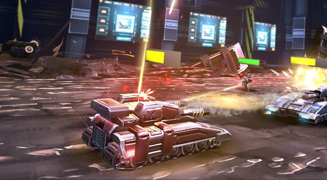 Bekriegt euch in League of War: VR Arena mit euren Freunden