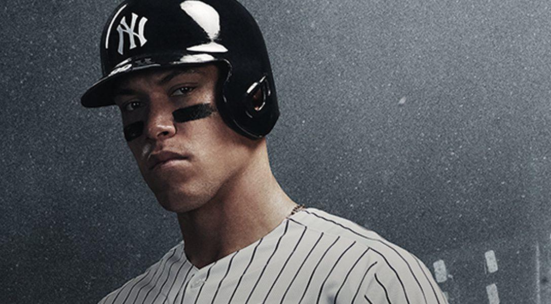 Sagt Hallo zum MLB The Show 18 Cover-Athleten Aaaron Judge