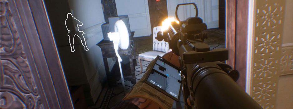 Strategischer teambasierter Shooter Firewall Zero Hour für PS VR angekündigt