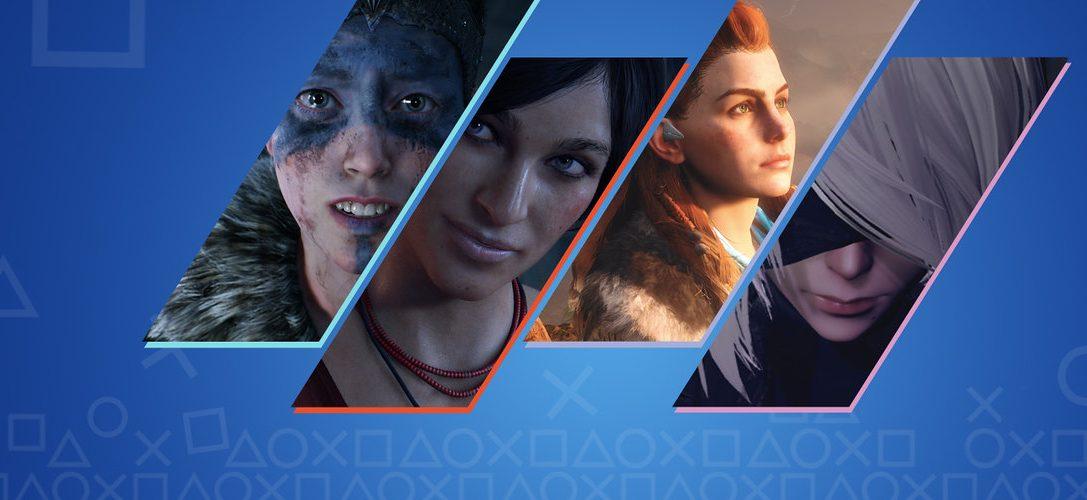Best of 2017: PlayStation-Entwickler wählen die besten Charaktere