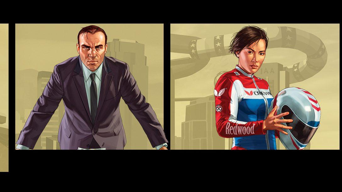 Das Criminal Enterprise Starter Pack für Grand Theft Auto Online
