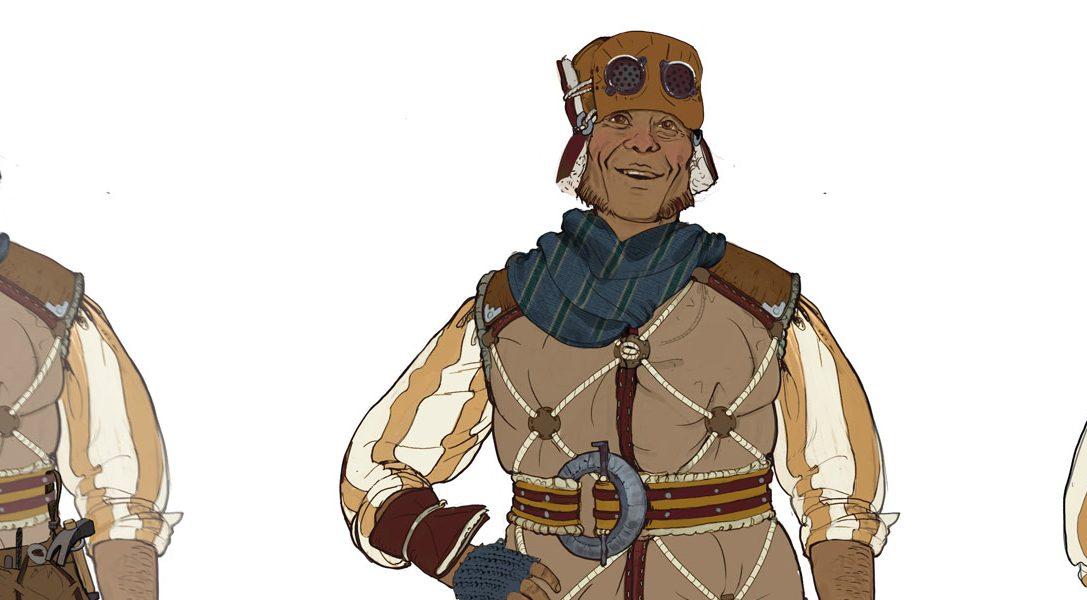 Einen Charakter erschaffen: Guerrilla zeigt, wie Gildun entstand