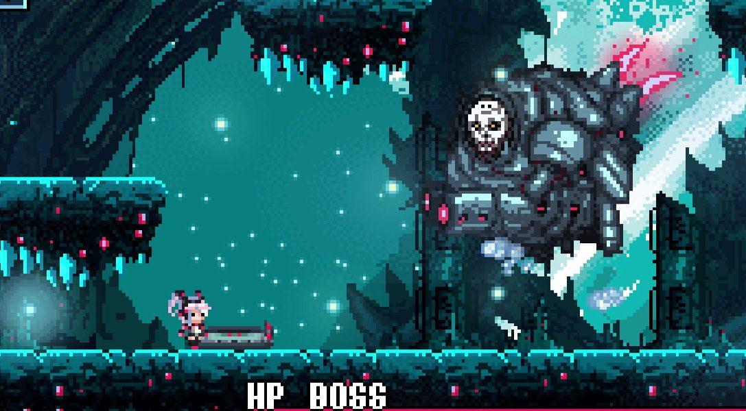 Der Rogue-lite-Plattformer Xenon Valkyrie+ kommt am 19. Dezember auf PlayStation Vita