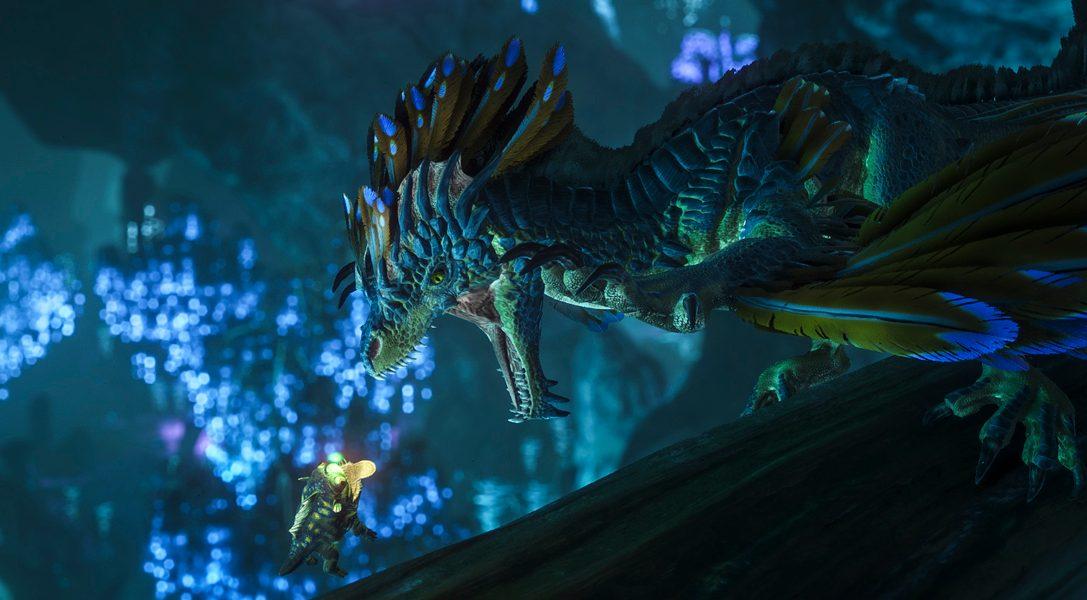 Ark: Aberration erscheint heute auf PS4