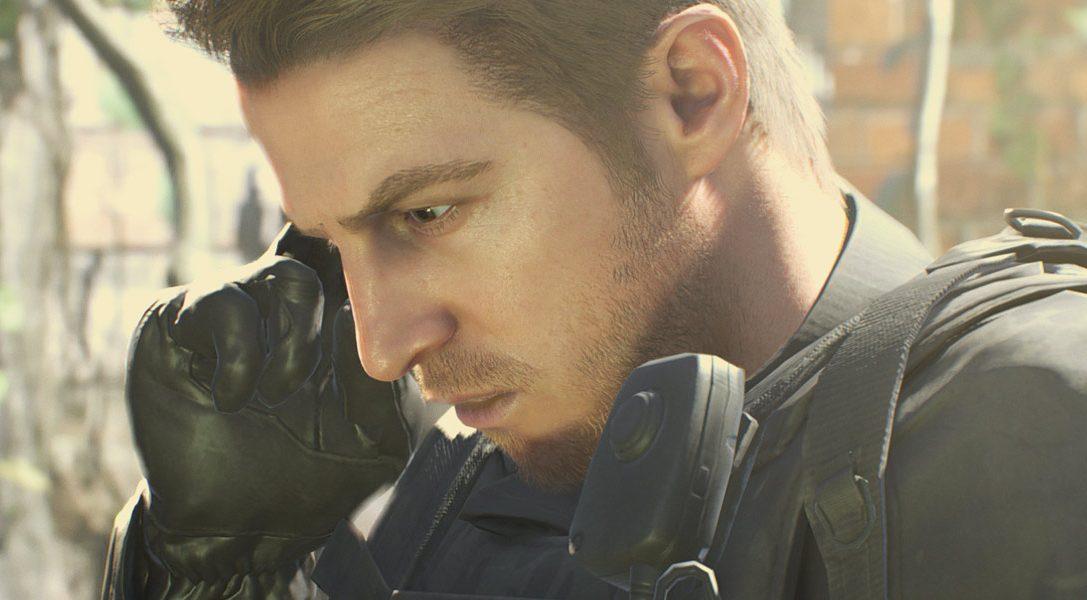 Wie die Entwickler von Resident Evil 7 die Hauptfigur Chris Redfield für den morgen erscheinenden DLC Not a Hero erschaffen haben