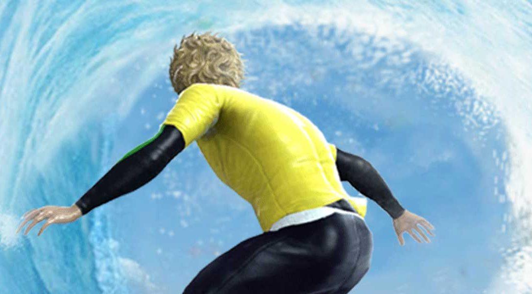 """Mit """"The Surfer"""" kommt dynamisches Surfen auf PS3"""