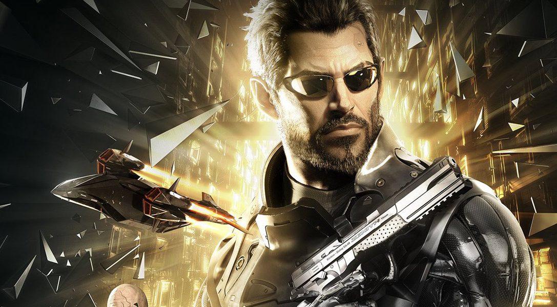 PlayStation Plus im Januar mit Deus Ex: Mankind Divided und Batman: The Telltale Series