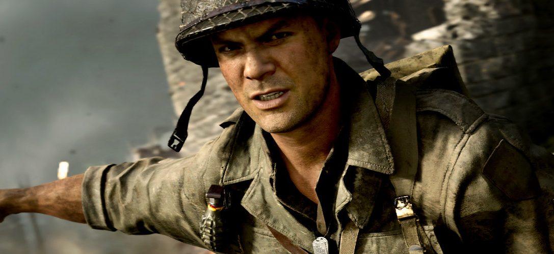 Call of Duty WWII & The Elder Scrolls V: Skyrim VR an der Spitze der PS Store-Charts im November