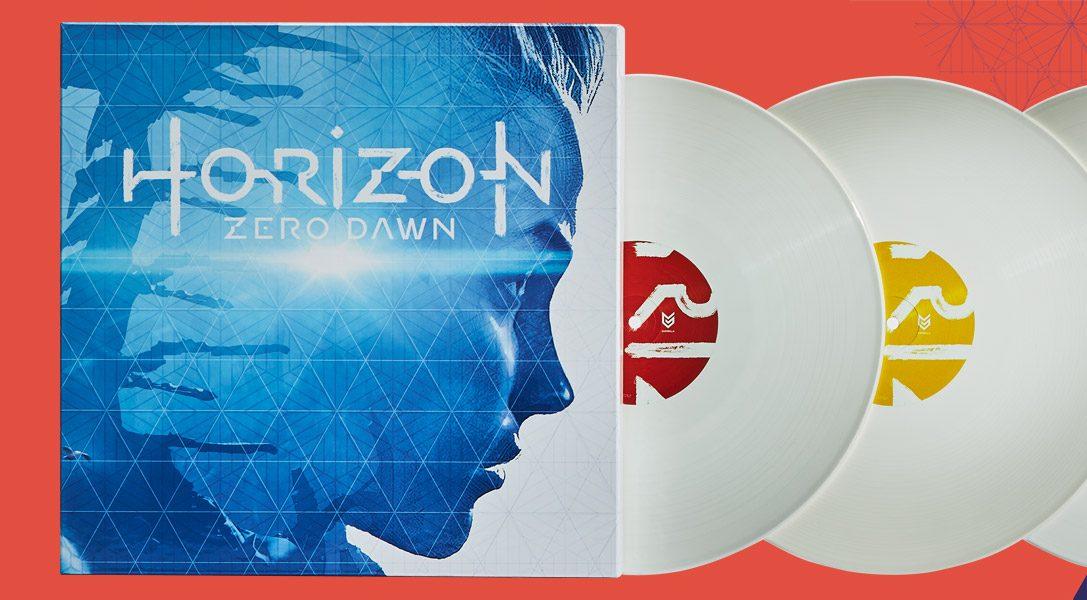 White-Vinyl-Edition-Boxset mit dem Soundtrack von Horizon Zero Dawn erscheint am 7. Dezember