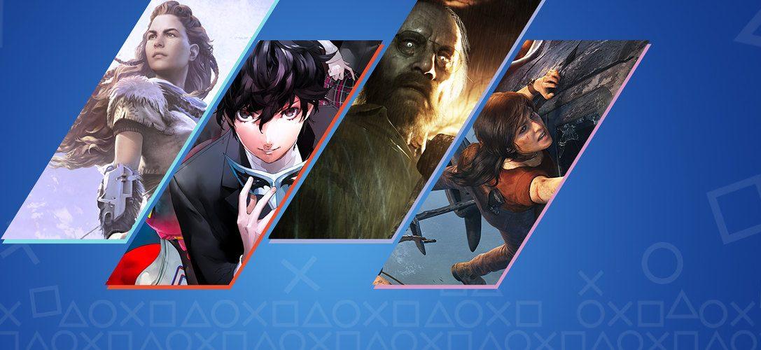 Best of 2017: PlayStation-Entwickler wählen ihre Lieblingsspiele des Jahres
