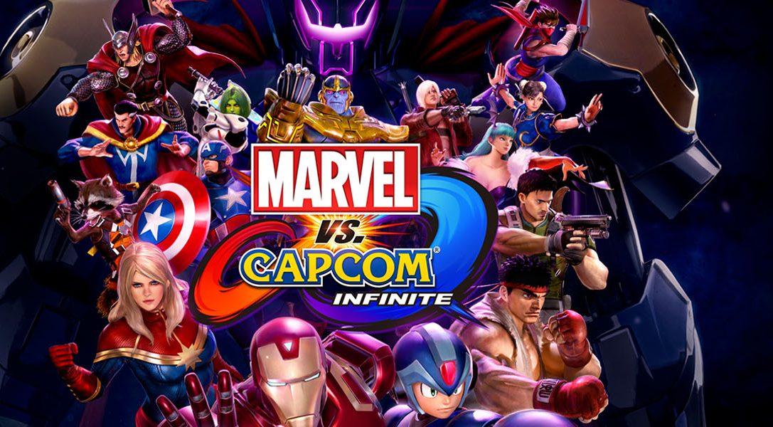 Marvel vs. Capcom: Infinite entfesselt an diesem Wochenende kostenlose Versus-Modus-Demo