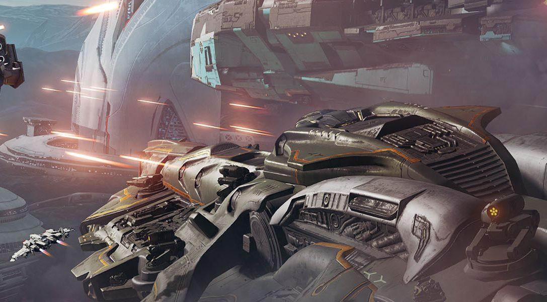 Das Raumschiff-Kampfspiel Dreadnought für PS4 verlässt die Beta und gibt Pläne für 2018 bekannt