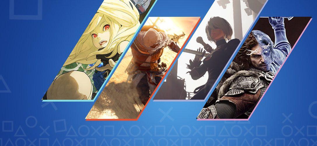 Best of 2017: PlayStation-Entwickler über die besten Gameplay-Mechaniken