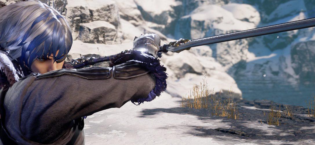 Actiongeladener Trailer für Soul Calibur VI enthüllt beliebte Figuren und einen neuen Kämpfer
