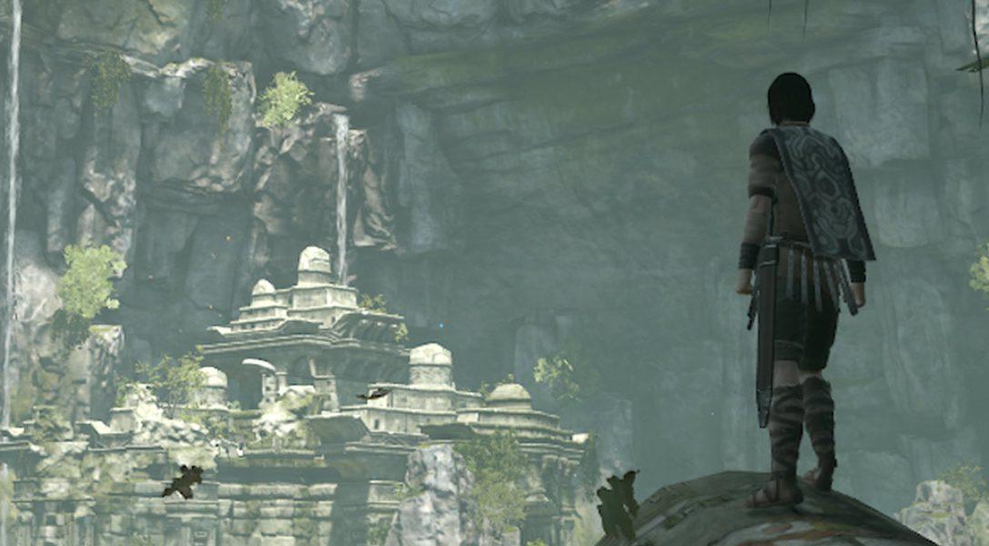 Wie Shadow of the Colossus auf PS4 verbessert wurde