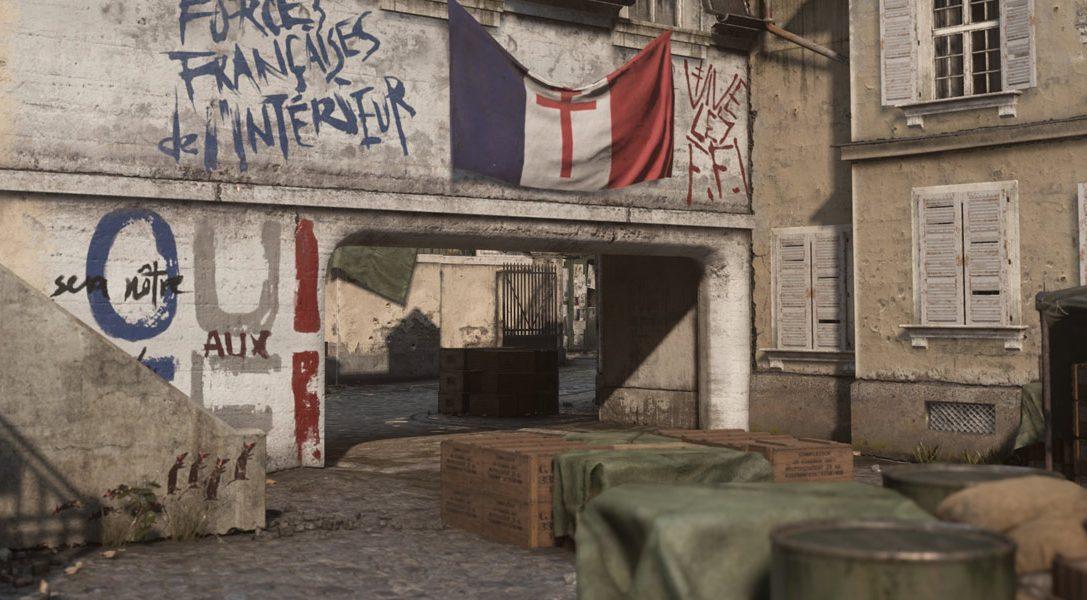 Die Karten von Call of Duty: WWIIs The Resistance DLC im Detail