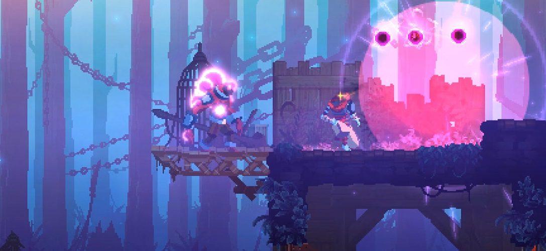 Der wunderschöne Rogue-lite-Plattformer Dead Cells kommt dieses Jahr auf PS4