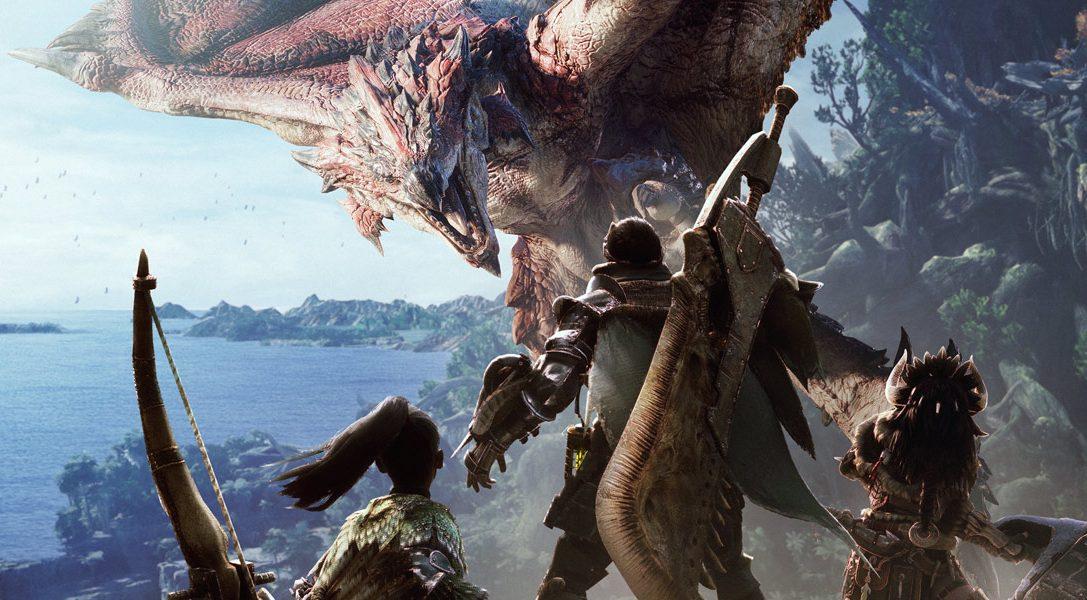Fünf Dinge, die ihr in Monster Hunter: World tun könnt, die in der Beta noch nicht möglich waren