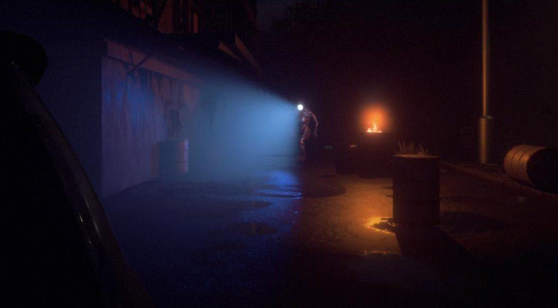 Erforscht im übernatürlichen Horrorspiel Those Who Remain eine Stadt, in der zwei Dimensionen verschmelzen – dieses Jahr auf PS4