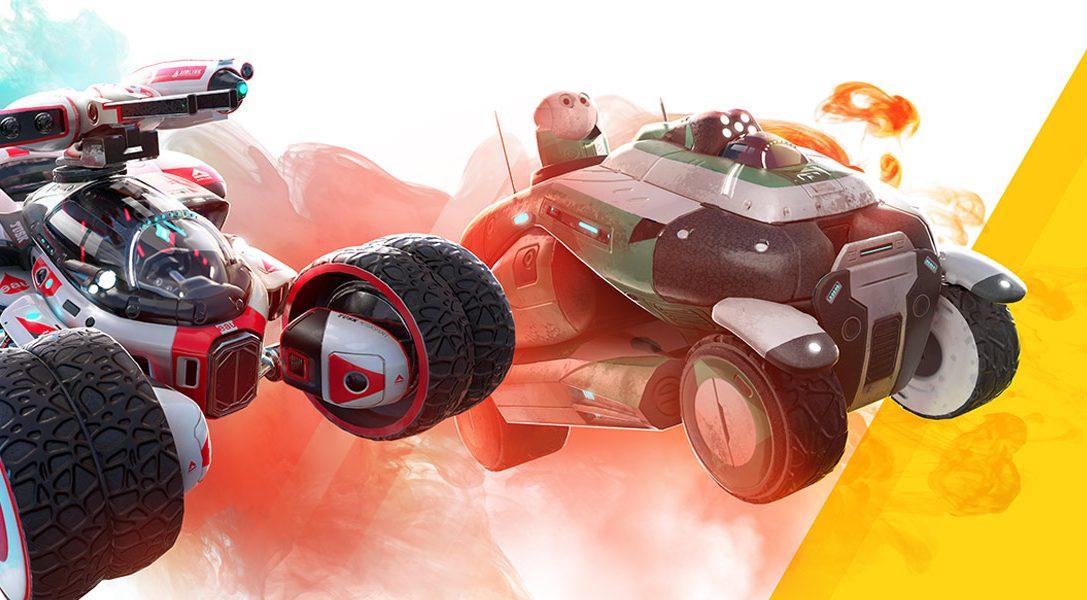 Switchblade für PS4 angekündigt, Closed Beta startet am 22. Januar