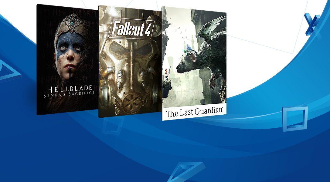 Die Spiele unter €20-Aktion beginnt heute im PlayStation Store