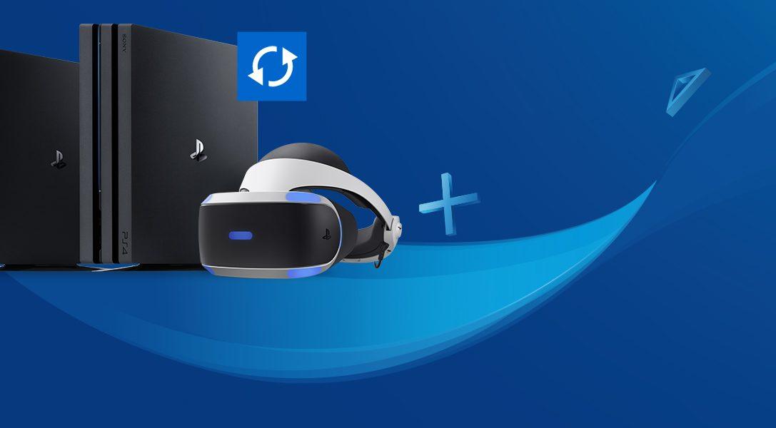 Ein neues Systemsoftware-Update für PS4 steht an – meldet euch jetzt für die Beta an