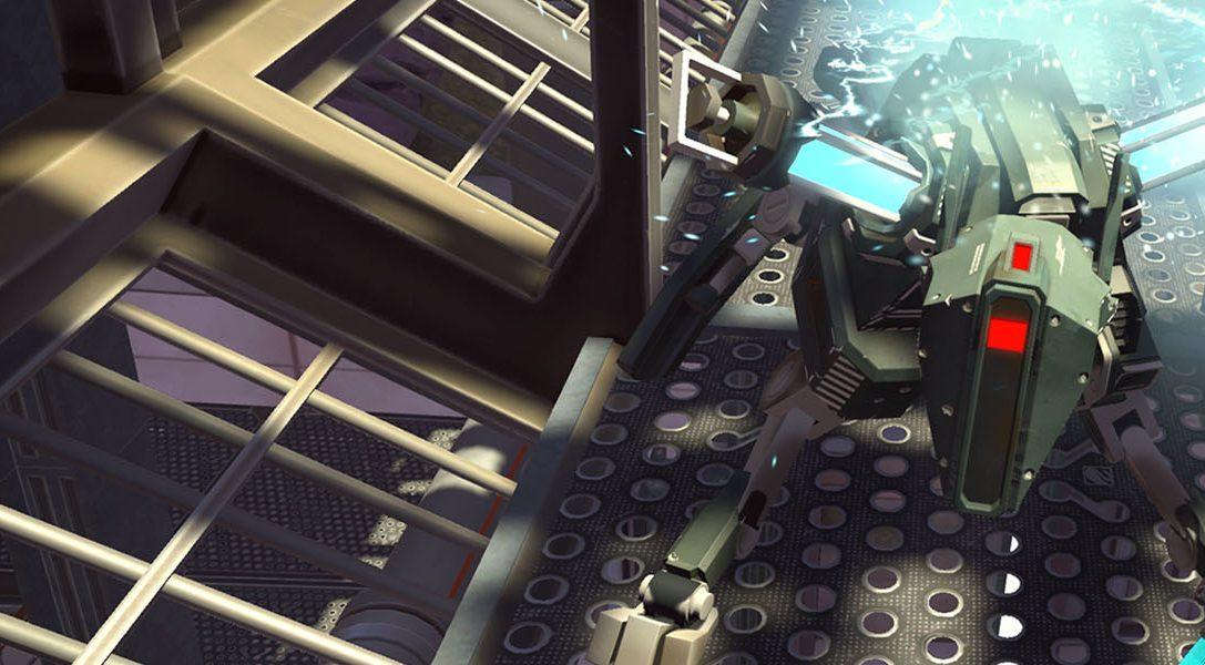 Das PS VR-Action-Adventure Apex Construct erscheint am 20. Februar