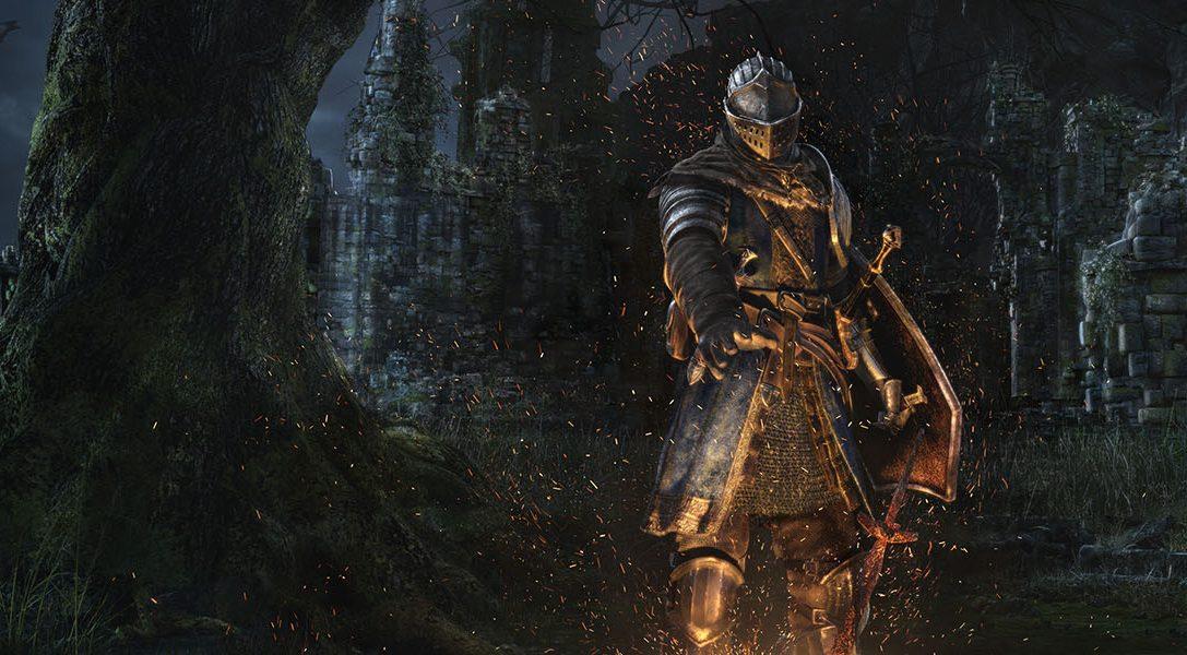 Dark Souls: Remastered erscheint am 25. Mai auf PS4