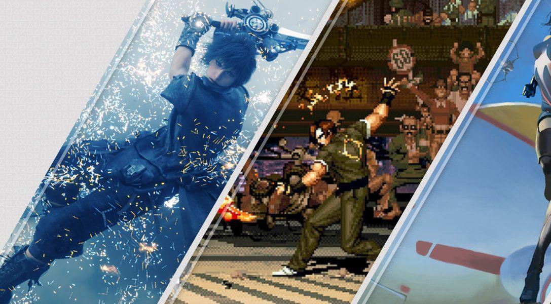 3 Neuveröffentlichungen im PlayStation Store, die ihr diese Woche checken solltet