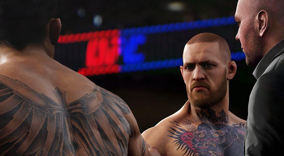 Wie EA Sports UFC 3 innerhalb und außerhalb des Oktagons verbessert hat