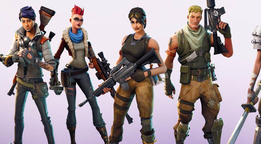 Große Fortnite-Aktion und andere Angebote ab heute im PlayStation Store