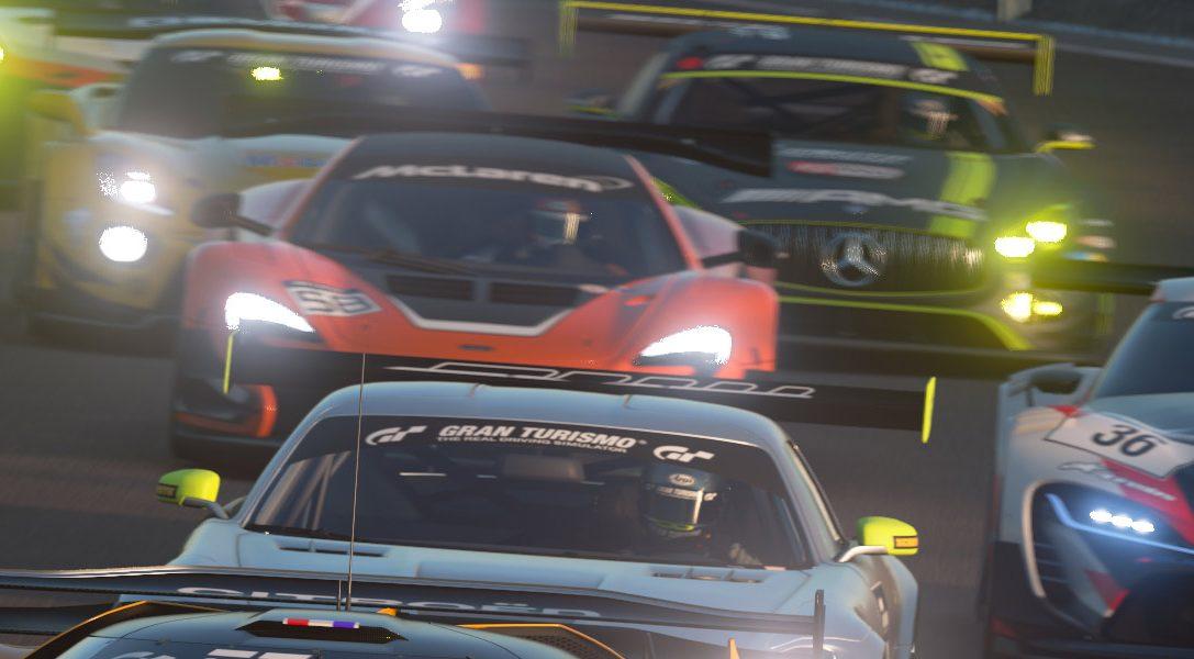 Brandneue Fahrzeuge, Strecken und Veranstaltungen für die GT League in der neuesten Aktualisierung für GT Sport