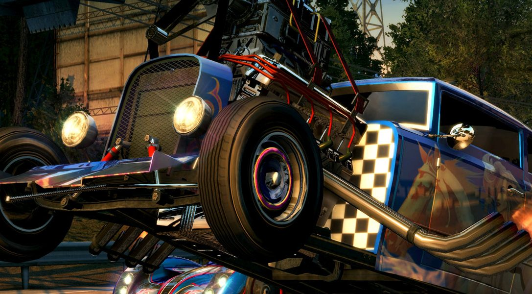 Burnout Paradise Remastered erobert ab dem 16. März die PS4