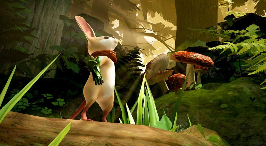 Moss erscheint am 27. Februar – neuer Trailer zeigt Gameplay- und Story-Elemente