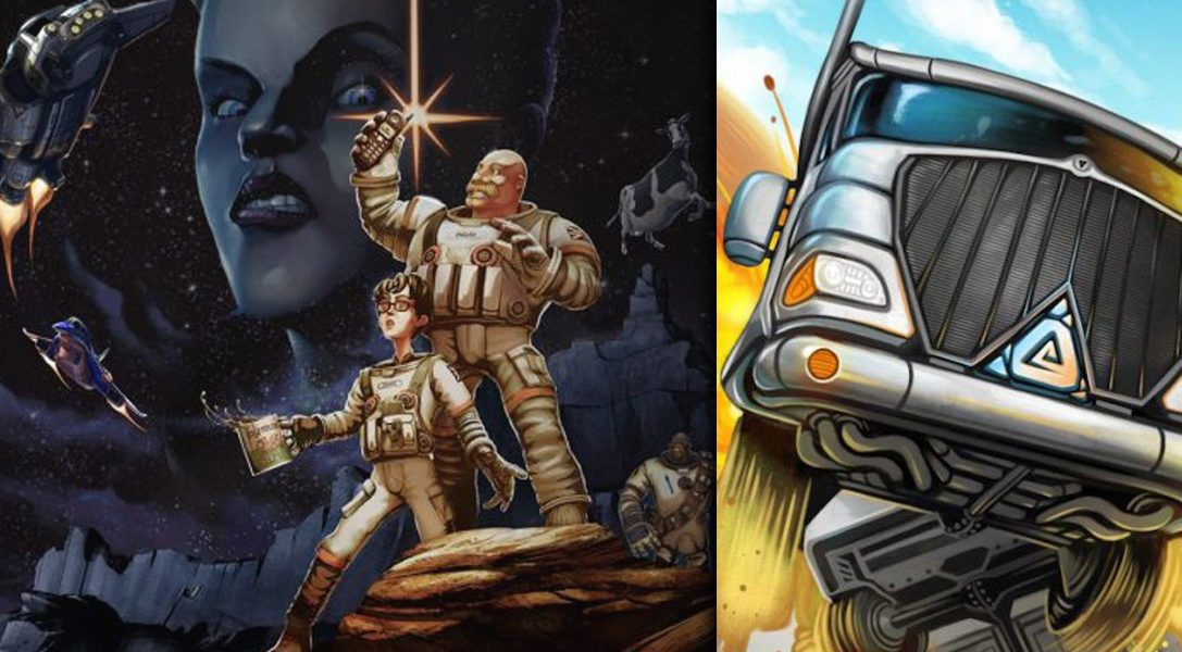 10 superkrasse Indie-Spiele für unter €5 im PS Store dieses Wochenende