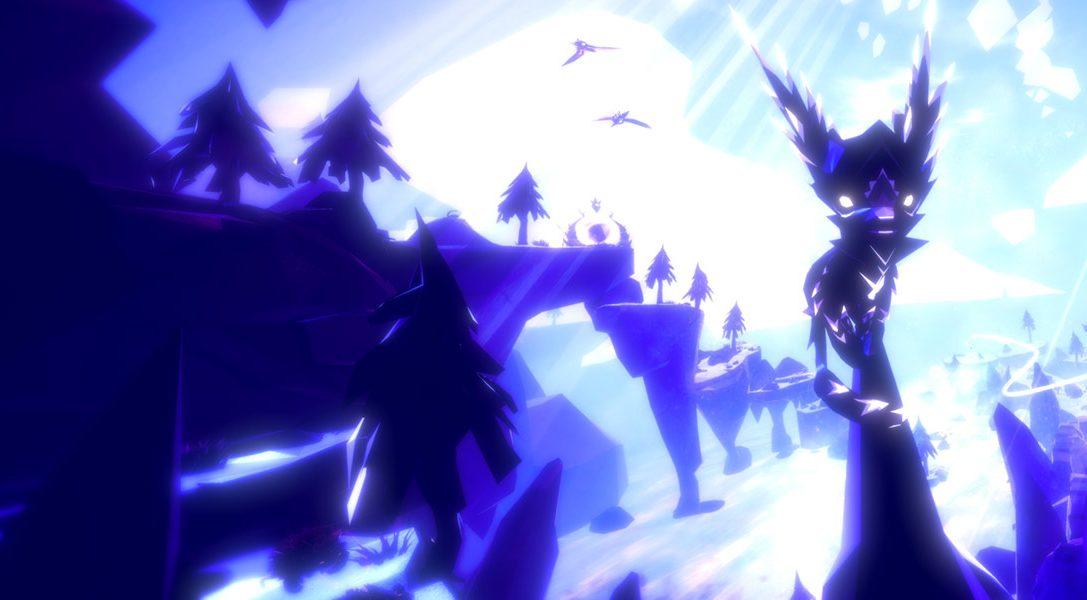 Wie das wunderschöne PS4 Adventure Fe als Zombie Vikings-Easter Egg begann