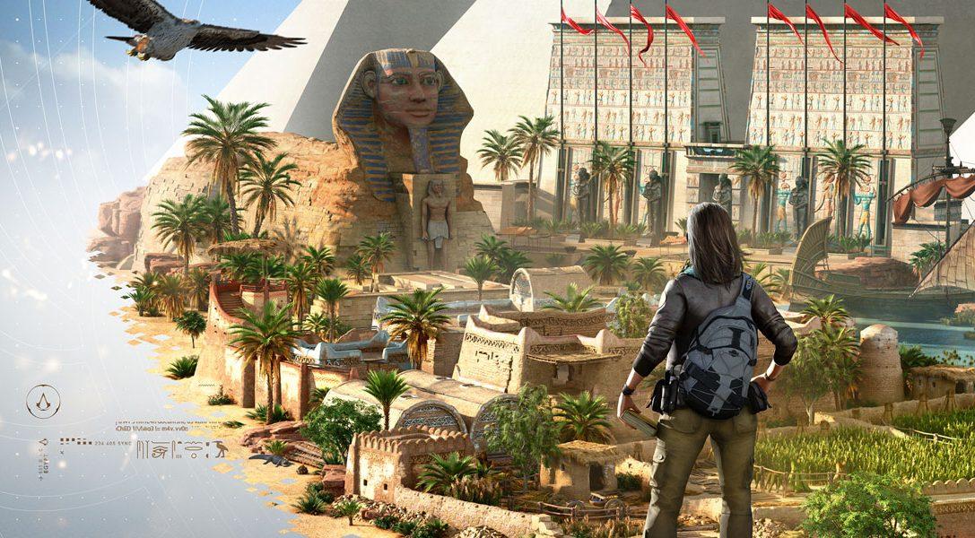 Entdeckungstour von Assassin's Creed: Das alte Ägypten – So macht Lernen Laune!