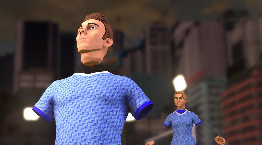 VRFC bietet ab dem 27. Februar Fußball für 8 Spieler für PS VR
