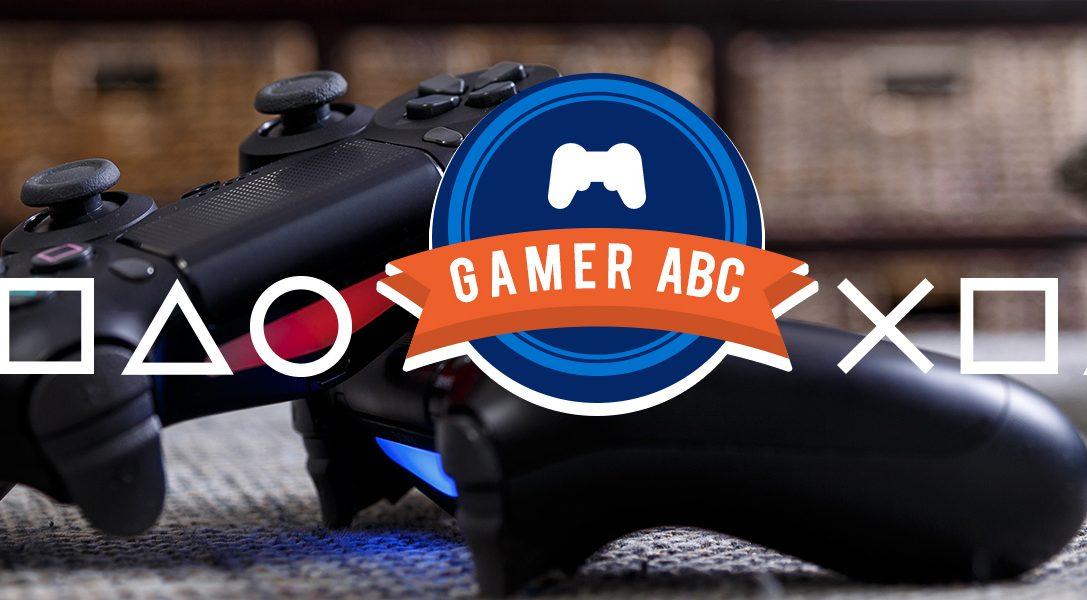 Das Gamer-ABC – Ausgabe #1: Begriffe aus der Gaming-Welt erklärt