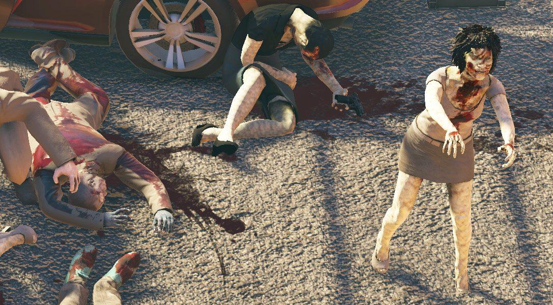 Ab 21. März gibt es den VR-Zombie-Shooter Arizona Sunshine auch auf Blu-Ray