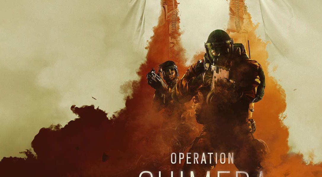Rainbow Six Siege's Operation Chimera bringt neue Operators und erstes Koop-Event