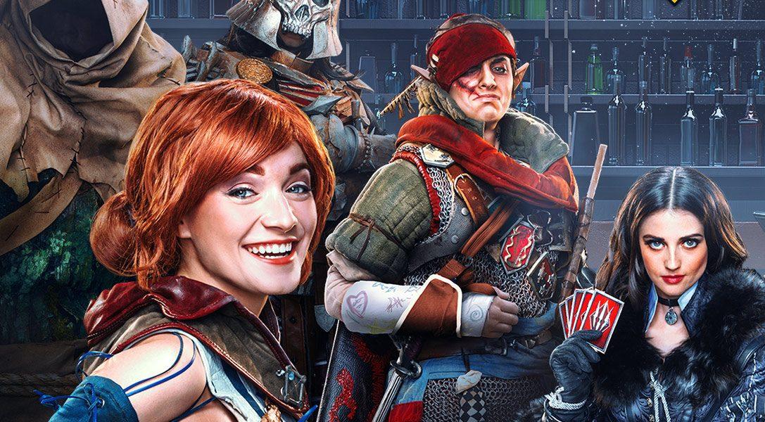 Arena-Modus für GWENT: The Witcher Card Game. Ab heute auf PS4