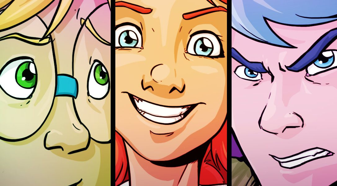 Spielt ab heute auf PS4 die Demo für das übernatürliche Teenager Abenteuer Crossing Souls