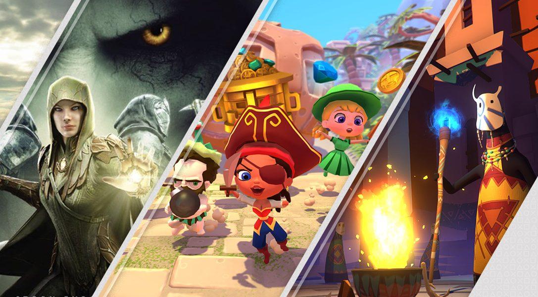 4 Neuerscheinungen im PlayStation Store, die ihr euch diese Woche nicht entgehen lassen solltet